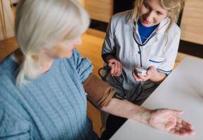soins infirmiers a domicile